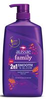 Aussie Family Smooth 'N Bloom 2n1