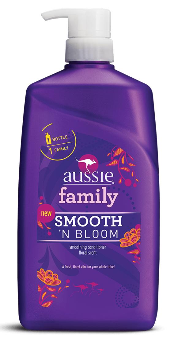 Aussie Family Smooth 'N Bloom Conditioner