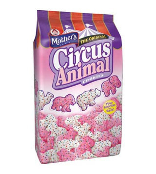 Mother's The Original Circus Animal Cookies