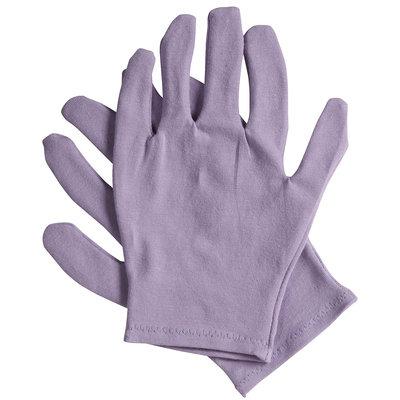 Spa Sister Moisture Enhancing Overnight Gloves, Lavender