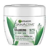 Garnier SkinActive Balancing 3-In-1 Face Moisturizer with Green Tea