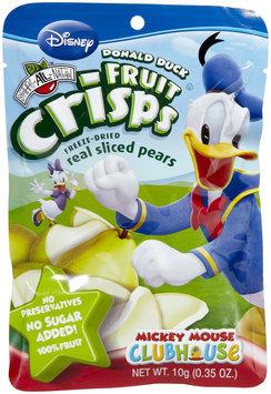 Brothers All Natural Brothers-ALL-Natural Donald Duck Crisps, Pear, 0.35 oz, 12 ct