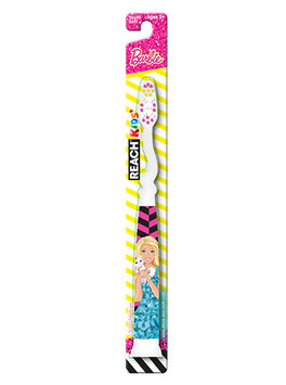 Reach Kids Barbie Toothbrush