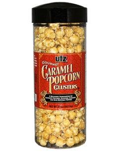 Utz Gourmet Caramel Popcorn Clusters