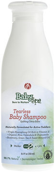 BabySpa Tearless Baby Shampoo- Stage Two - 8.4 oz, Uplifting Citrus - 1 ct.