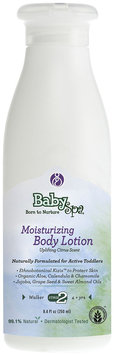 BabySpa Baby Moisturizing Lotion- Stage Two - 8.4 oz, Uplifting Citrus - 1 ct.