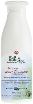 BabySpa Tearless Baby Shampoo- Stage One - 8.4 oz, Fresh Baby Scent - 1 ct.