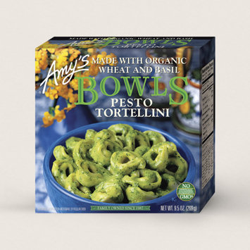 Amy's Kitchen Pesto Tortellini Bowl