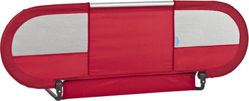 BabyHome Side Bed Rail - Red - 1 ct.