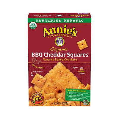 Annie's® Organic BBQ Cheddar Squares