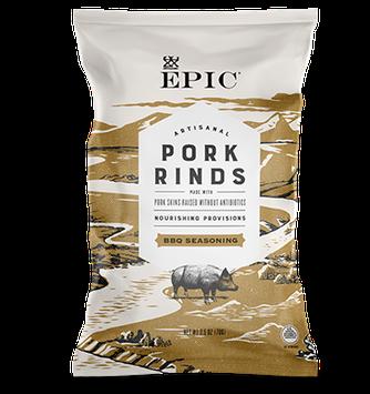 EPIC Bar Texas BBQ Pork Rinds