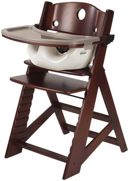 Height Right HIGH Chair with Infant Insert and Tray