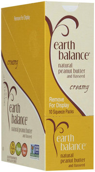 Earth Balance Nut Butter Spread Squeeze Packs, Creamy - 1 ct.