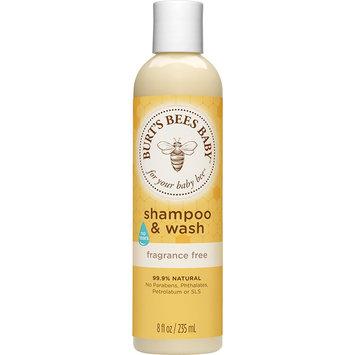 Burt's Bees Baby Shampoo & Wash - Fragrance Free