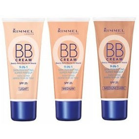 Rimmel London BB Cream 9-in-1 Skin Perfecting Super Makeup