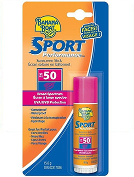 Banana Boat® Sport Performance™ Sunscreen Stick With SPF 50