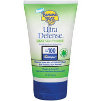 Banana Boat Ultra Defense Max Skin Protect Sunscreen With SPF 100