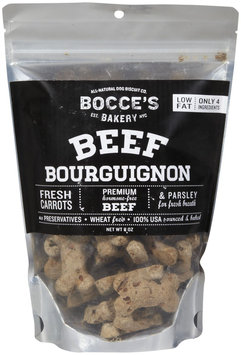 Bocce's Bakery Beef Bourguinon - 5 oz
