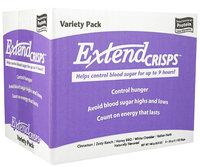 ExtendSnacks ExtendCrisps Appetite & Blood Sugar Mgt Snacks 5 Pk