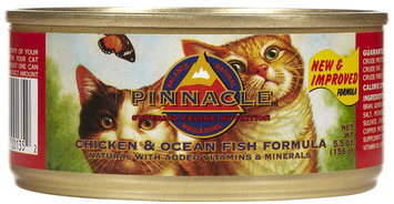 Pinnacle Canned Cat Chicken & Ocean Fish 5.5 oz