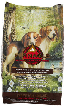 Pinnacle Dog Food - Duck & Potato