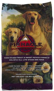 Pinnacle Dog Food - Trout & Sweet Potato