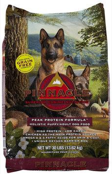 Pinnacle Dog Food Grain Free Peak Protein
