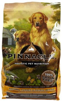 Pinnacle Dog Food Grain Free - Turkey & Potato