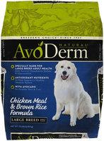 Avoderm Natural Large Breed Dog Food