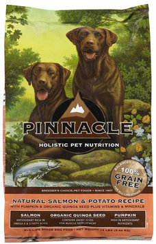 Pinnacle Dog Food Grain Free - Salmon & Potato