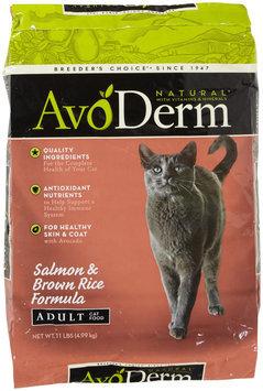 AvoDerm Natural Cat Food - Salmon & Brown Rice