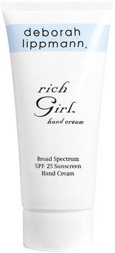 Deborah Lippmann Rich Girl Hand Cream SPF 25