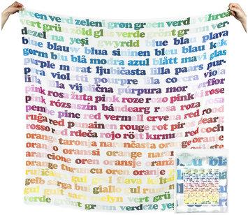 Weegoamigo Digital Printed Muslin - Colours - 1 ct.
