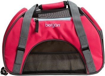 Bergan Comfort Carrier - Berry