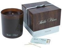 Belle Fleur Scented Candle, Figue Noir