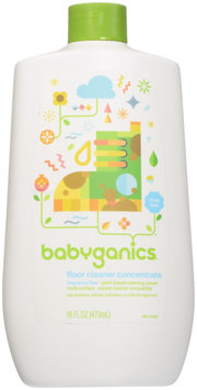 Babyganics Floor Cleaner - Fragrance Free - 16 oz
