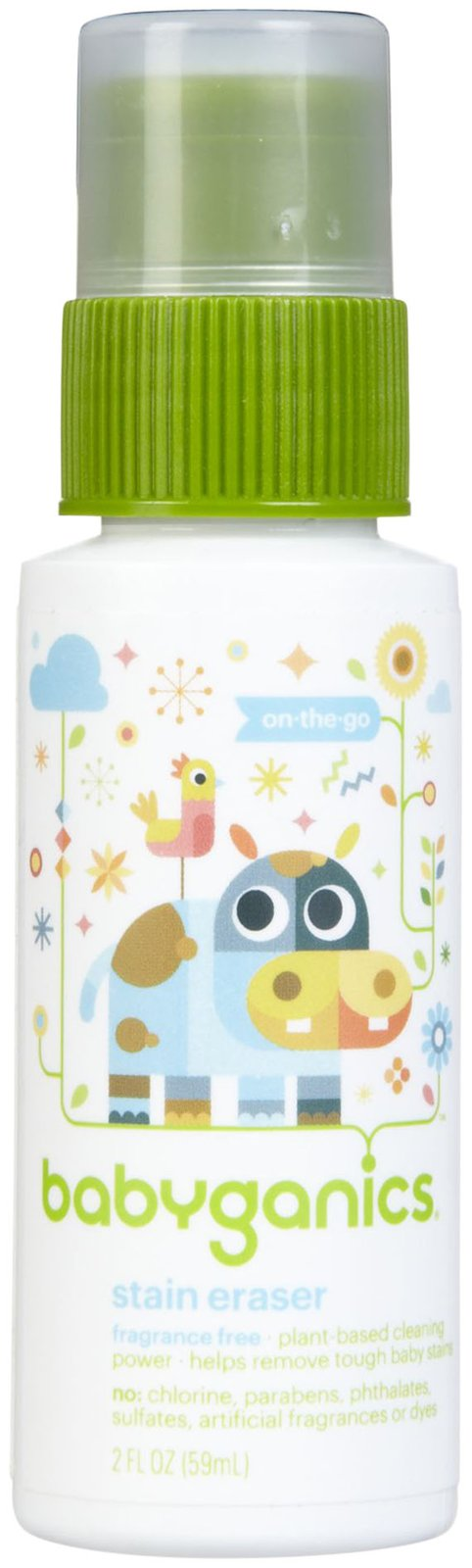 BabyGanics Stain, Stain Go Away! Stain Remover On-the-Go