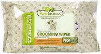 PawGanics PawGanics Grooming Wipes - 80 count