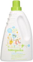 Babyganics 3X Laundry Detergent Fragrance Free 60 fl oz