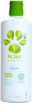 PL360 Puppy Foaming Shampoo - Fragrance Free