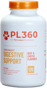 Petlabs360 DigestAbles for Dogs 120 tabs