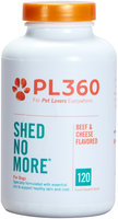 Petlabs DPL00004 Petlabs 360 Shed No More Chewable 120 Tablets