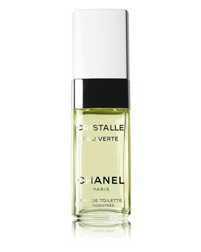 Chanel Cristalle Eau Verte Concentr e Vapo