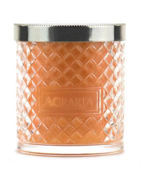 Agraria San Francisco, Inc. Agraria Bitter Orange Woven Crystal Candle