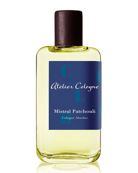 Atelier Mistral Patchou Cologne Absolue, 200ml