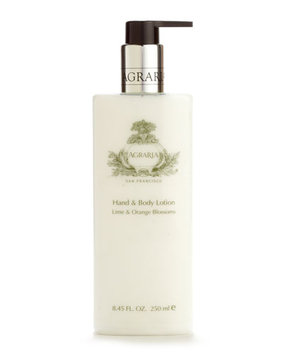 Agraria Lime & Orange Blossoms Hand & Body Lotion