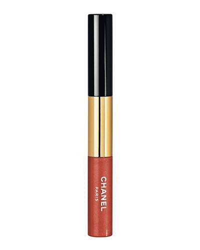 Chanel ROUGE DOUBLE INTENSITÉ Ultra Wear Lip Colour-SOFT ROSE-3.1 g