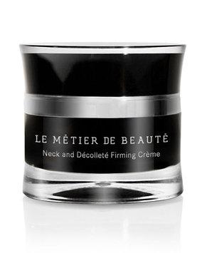 Le Metier de Beaute Neck and Decollete Firming Creme