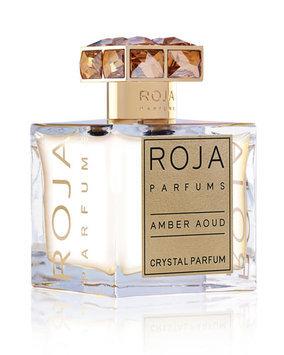 Amber Aoud Crystal Parfum, 100ml - Roja Parfums