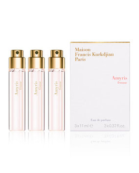 Amyris Femme Natural Eau de Parfum Spray Refills, 3, 0.37 oz. - Maison Francis Kurkdjian